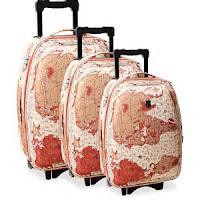 qual o melhor tamanho de mala para cada viagem