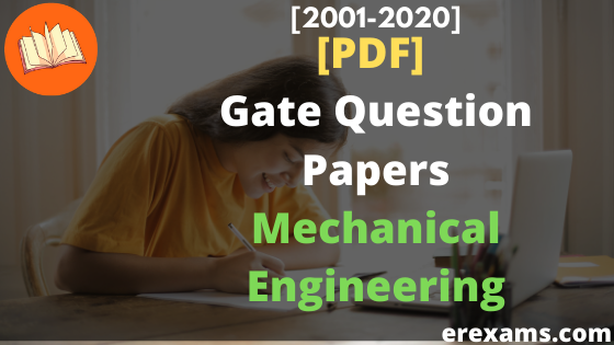 GATE Mechanical Question Papers with Solution PDF Download - ErExams - Engineering Exams Guidance RSS Feed  IMAGES, GIF, ANIMATED GIF, WALLPAPER, STICKER FOR WHATSAPP & FACEBOOK