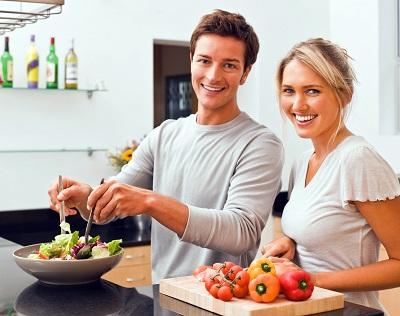 Dieta sana para engordar
