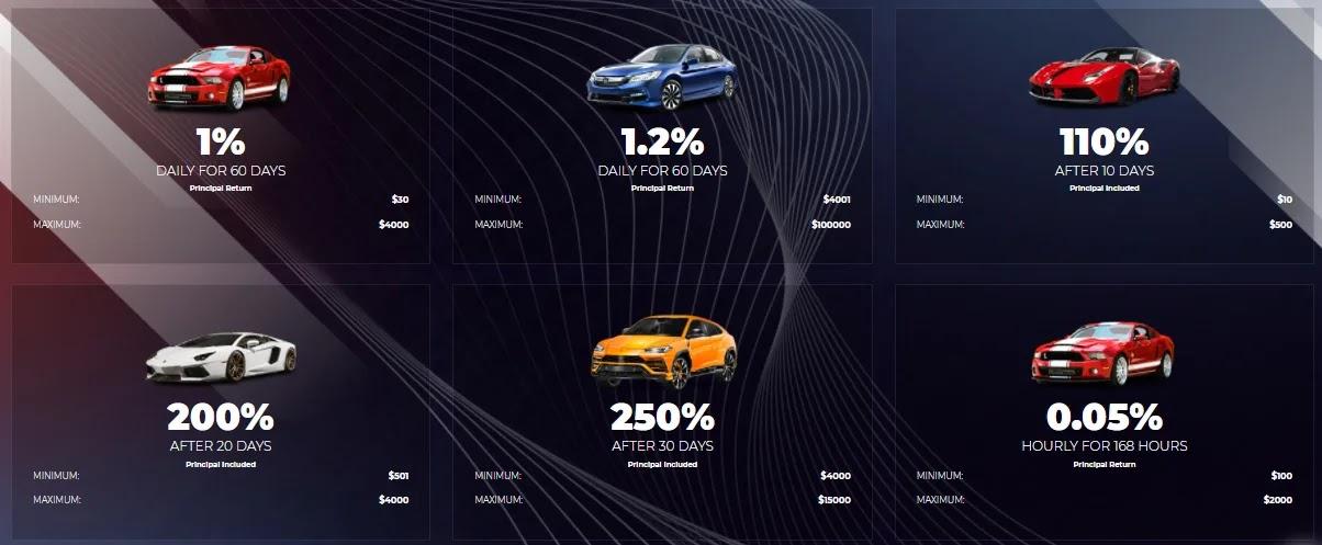 Пополнение баланса в Zoom Cars Auto 2