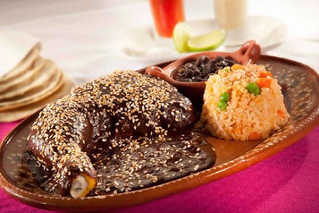 Comida tradicional Oaxaqueña
