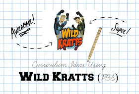 Curriculum Ideas and Free Printables to use with Wild Kratts (PBS)