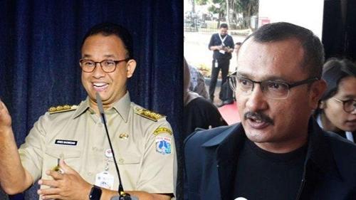Harta Pejabat Negara Naik 70,3 Persen, Ferdinand Singgung Makan Malam Anies Baswedan dengan 7 Fraksi DPRD