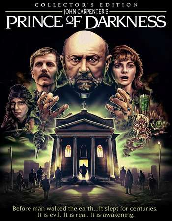 Poster Of Prince of Darkness 1987 Dual Audio 300MB BRRip 576p ESubs Download Watch Online Worldfree4u