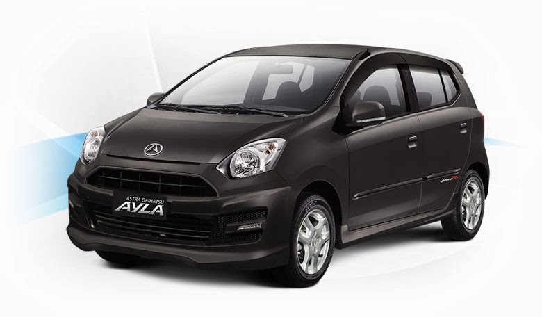 Daihatsu Ayla Type M Sporty MT/AT