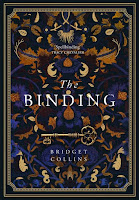 The Binding by Bridget Collins book cover