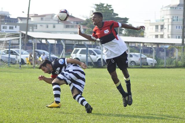 Chuva de gols na 2ª Copa Norte