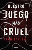 http://elcaosliterario.blogspot.com/2019/03/resena-nuestro-juego-mas-cruel-araminta.html
