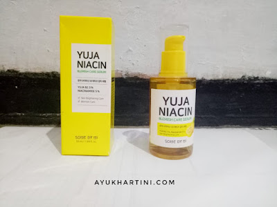 Some By Mi Yuja Niacin Blemish Care Serum Review