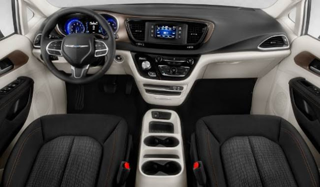 Chrysler Pacifica 2019 Specs, Price, Release