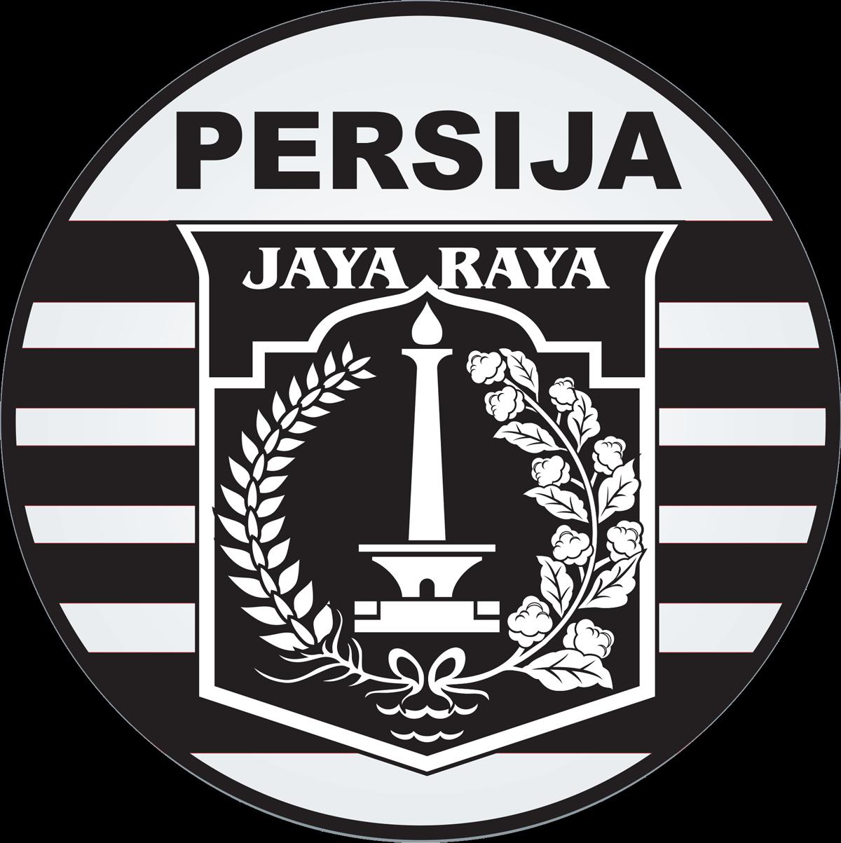 Gambar Mewarnai Logo Persija Sukagambarku