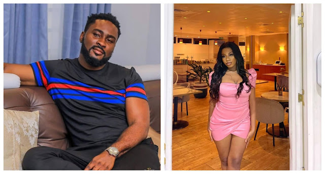 #BBNaija: Angel Has A Stone Heart, Any Man That has feelings for her is Finished - Pere tells cross
