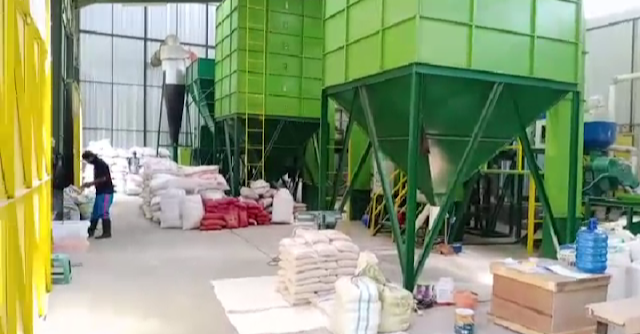 Mesin Rice Mill Unsoed.(Rama)