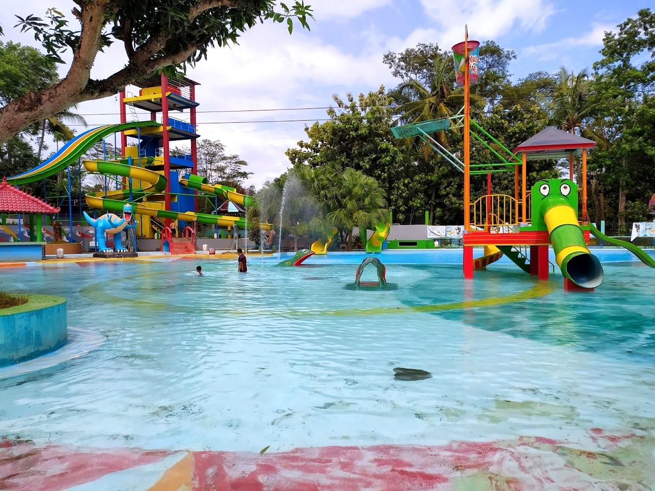 Info Harga Tiket Masuk Waterboom Mulia Wisata Kudus - Penawisata.com