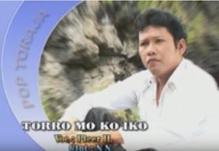 Lirik Lagu Toraja Torro Mo Ko Iko (Picer Hutahaean)