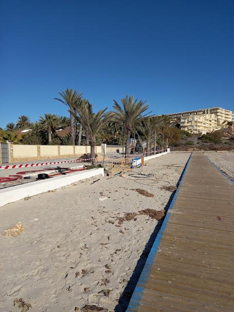 My Spanish Vida Campoamor Beach