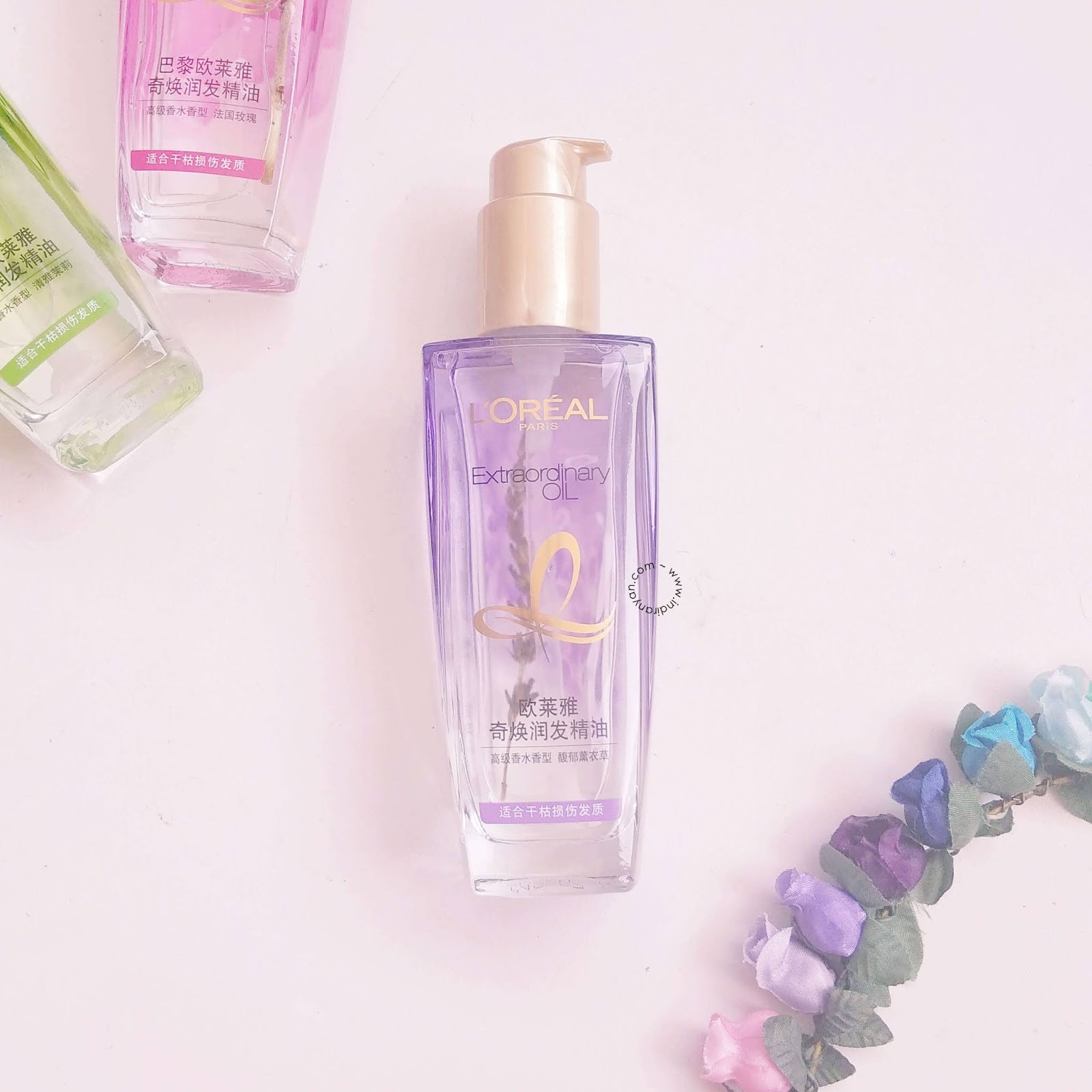 loreal-extraordinary-oil-floral-lavender