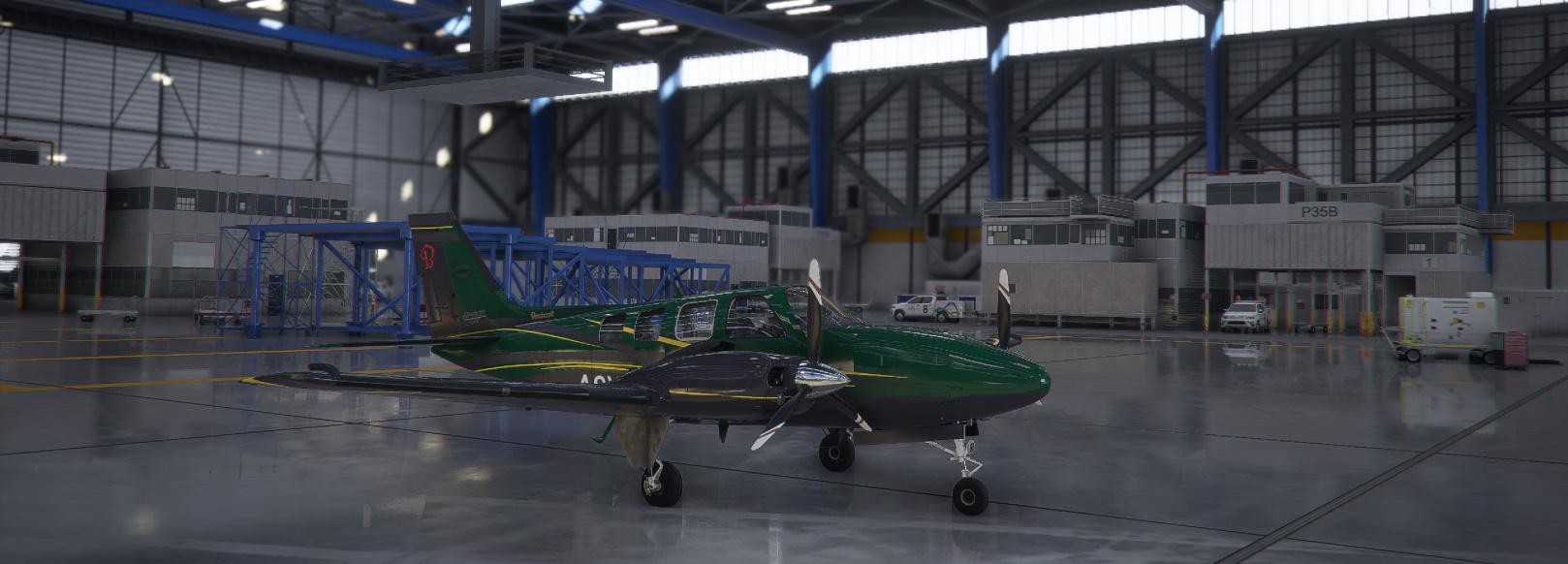 Flight Simulator 2020 - Beechcraft Baron G58 X Liveries ...