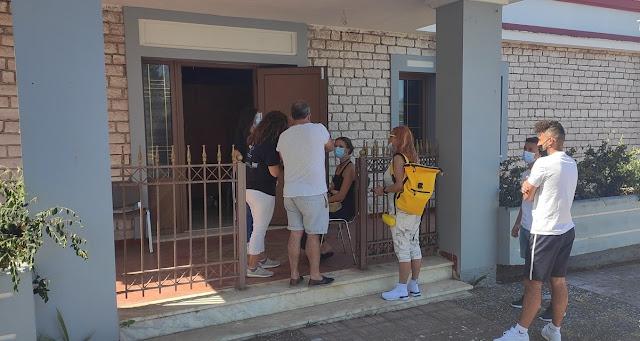 Θετική σε rapid test 19χρονη στην Ηγουμενίτσα