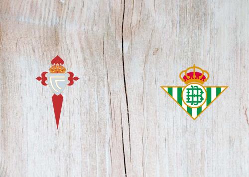 Celta Vigo vs Real Betis -Highlights 22 May 2021