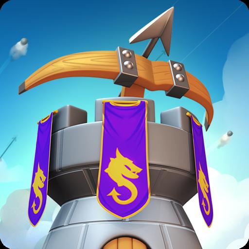 تحميل لعبه Castle Creeps TD - Epic tower defense مهكره اصدار v1.44.0