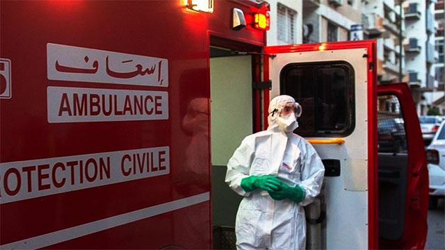 """وزارة الصحة: تسجيل 8760 إصابات و64 وفيات جديدة بـ""""كورونا"""" خلال 24 ساعة"""