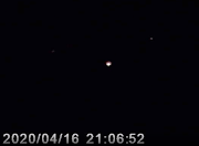 3 UFOs Filmed Over Snohomish County, Washington?