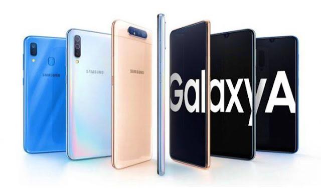 Spesifikasi 5 Smartphone Samsung Galaxy A-Series Snapdragon