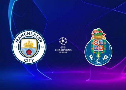 Manchester City vs Porto -Highlights 21 October 2020