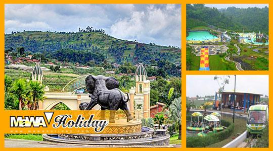 Paket Wisata Kampung Gajah Bandung