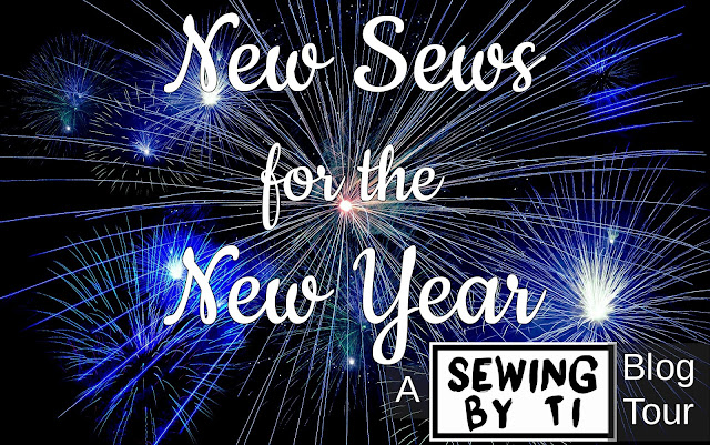 New Sew for the New Year sewing inspiration blog tour