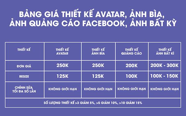 thiet ke avatar facebook