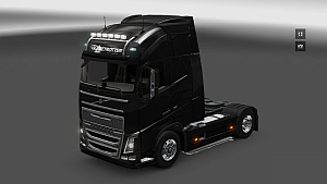 Real Volvo 2012 mod pack