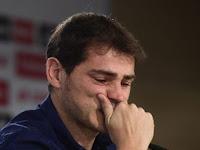 3Iker Casillas Umumkan Pensiun dari Sepakbola