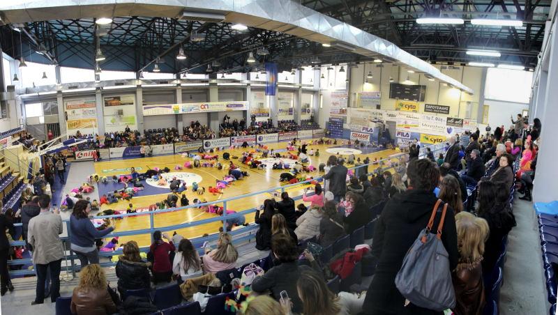 Ευχαριστήρια επιστολή της ΕΣΚΑΝΑ στον Δήμο Ελευσίνας και το ΠΑΚΠΑ