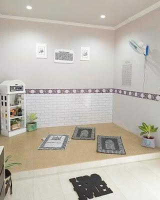 45 Desain Musholla Minimalis Di Dalam Rumah Rumahku Unik