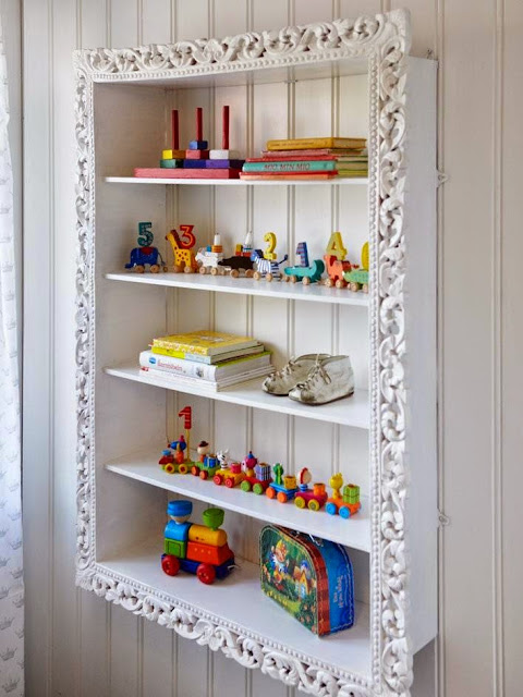 Decorative Shelf for Kid room