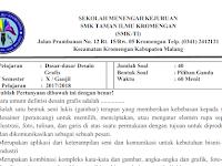 Soal dan Jawaban Desain Grafis Kelas 10