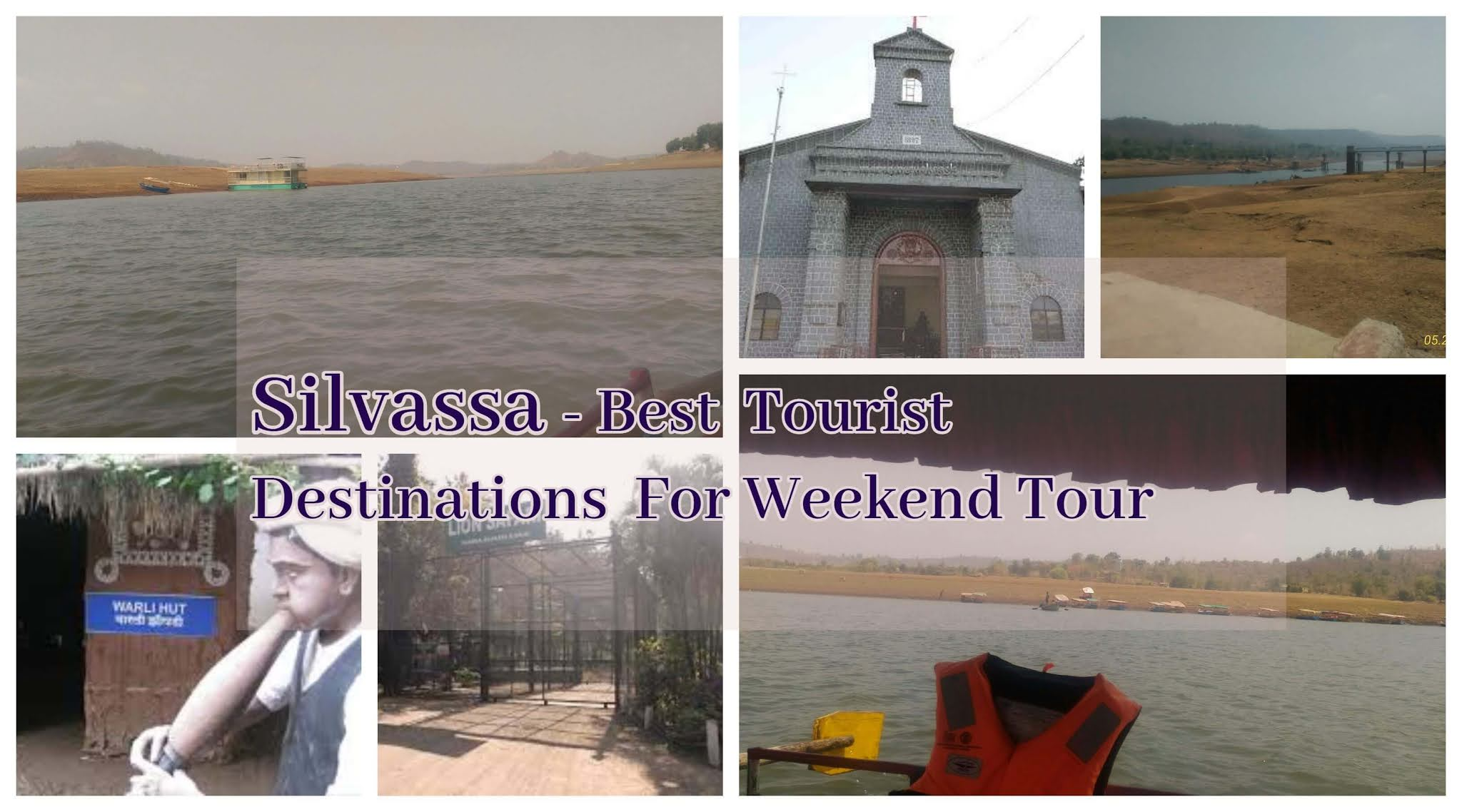 Top tourist attraction place to visit in Silvassa