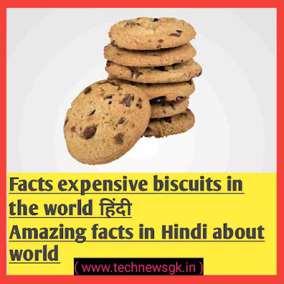 Facts expensive biscuits in the world Hindi में जाने