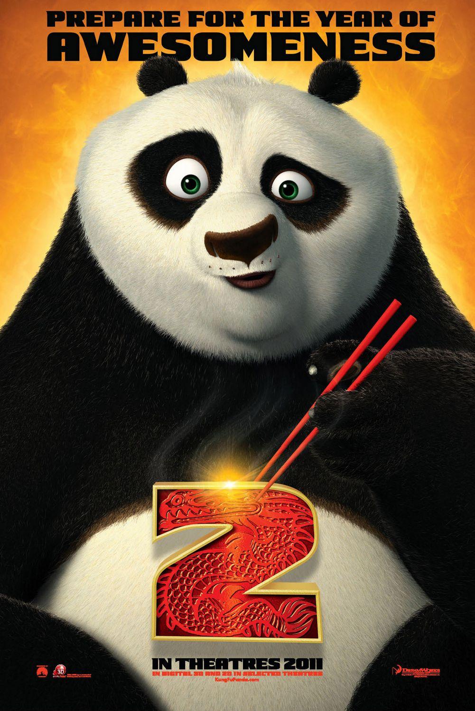 Before you catch Kungfu Panda 2 in the cinema