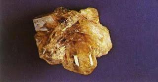 Mineral Chrysoberyl