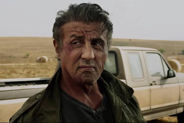 """""""Rambo V: Até o Fim"""" recebe classificação indicativa máxima"""