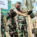 TNI Lumajang Dukung Program Swasembada dan Diversifikasi Pangan Lokal