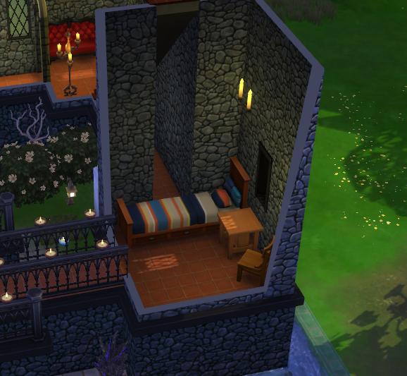 «The Sims 4»: на что сгодятся Древние развалины, крепость в Симс 4, маленький замок для Симс 4,