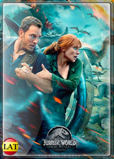 Jurassic World: El Reino Caído (2018) DVDRIP LATINO