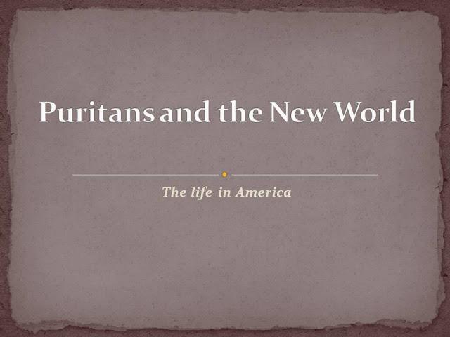 Пуритане и Новый Свет