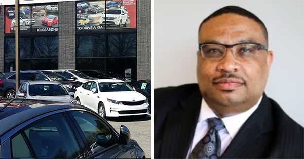 Damian Mills, founder of Mills Auto Group