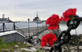что моряки искали в Баренцевом море