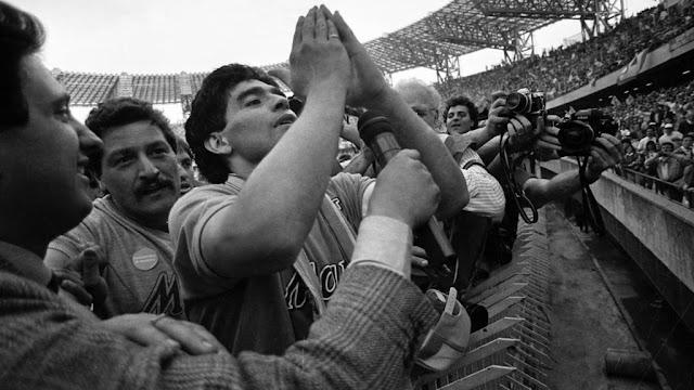 Argentina Football legend Diego Maradona dead at 60